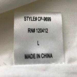 Cotton Candy Shorts - Cotton Candy LA Paper Bag Button Front Shorts